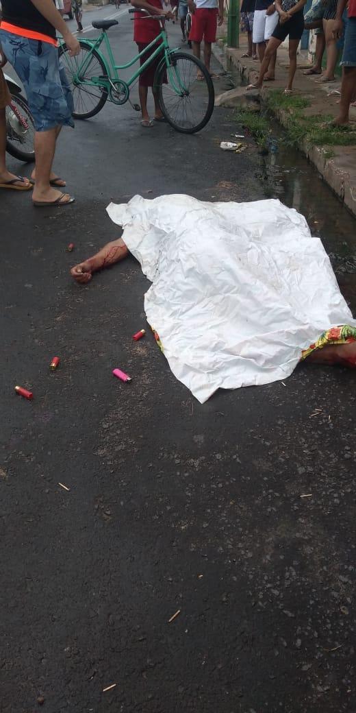 Dois homens são perseguidos e executados a tiros em Campo Maior - Imagem 4