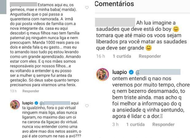 """Luana Piovani critica mãe de Scooby: """"Avó que abre mão dos netos"""" - Imagem 2"""