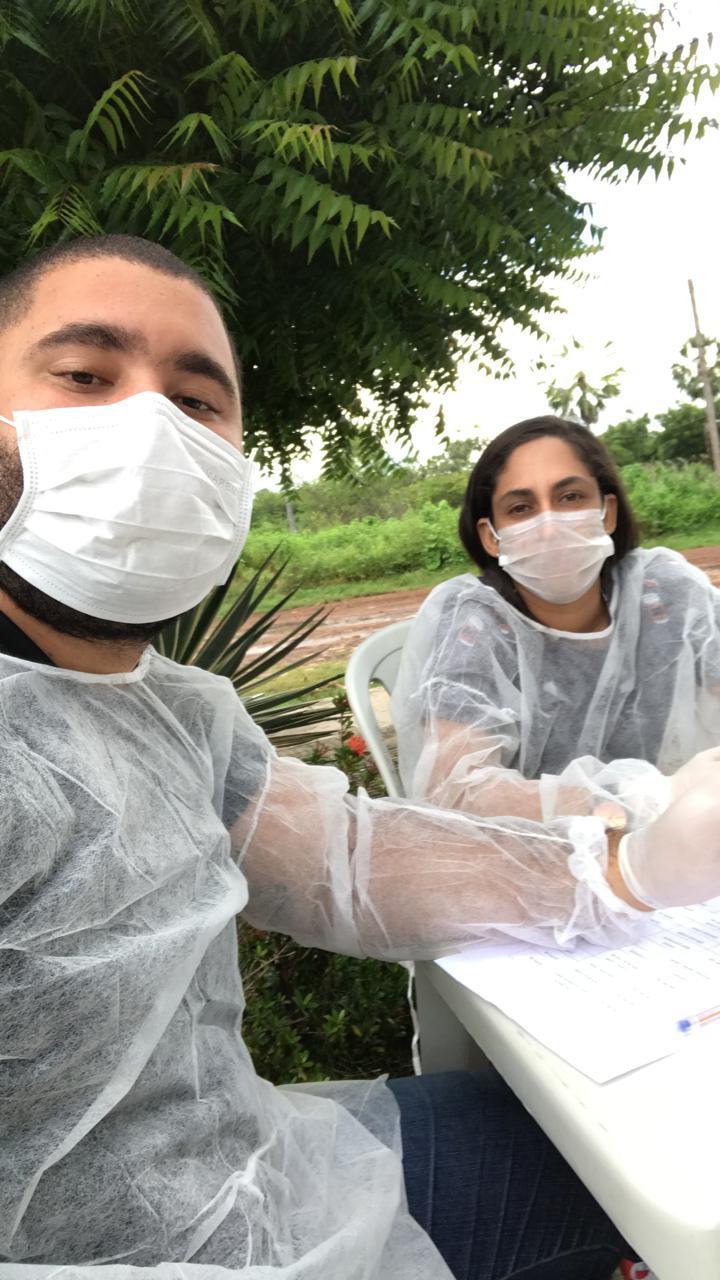 São Miguel do Tapuio tem blitz educativa diária contra o coronavírus  - Imagem 2