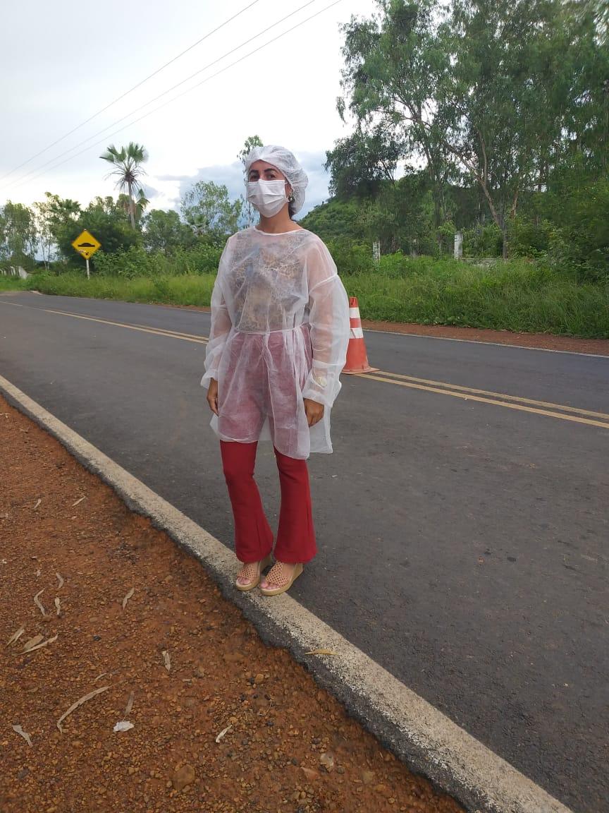 São Miguel do Tapuio tem blitz educativa diária contra o coronavírus  - Imagem 4