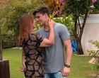 Namorado da mãe de Neymar sai da mansão do jogador e retorna à Paraíba