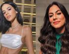 """""""Não me odeia, por favor"""", diz Bruna Marquezine para a ex-BBB Mari"""
