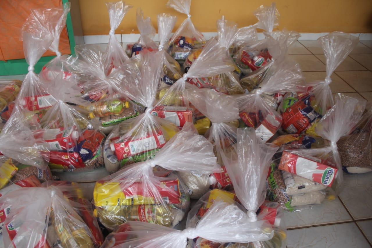 Nazária: mais de 500 famílias já receberam kits de alimentos - Imagem 2