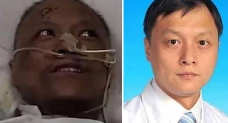Yi Fan antes e depois do coronavírus