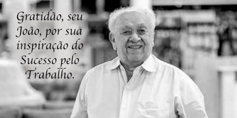 Conheça a história de sucesso do empresário João Claudino