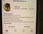 Após polêmica, Gabriela Pugliesi desativa perfil no Instagram