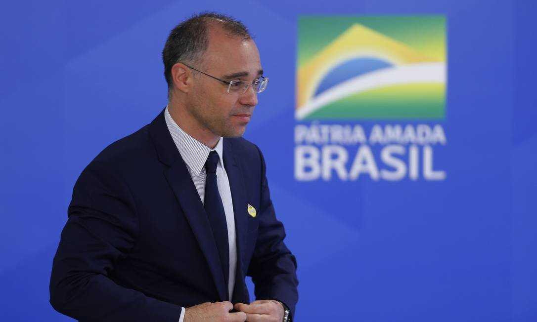 """Mendonça assume Justiça: """"Cobre de nós mais operações da PF"""" - Imagem 1"""