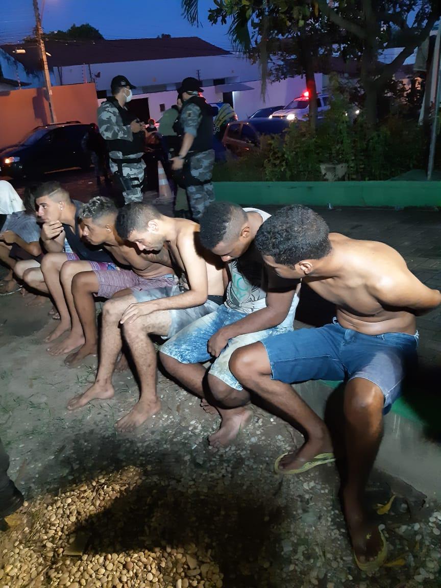 Operação Saturação prende foragido e quadrilha na zona Leste e Sudeste de Teresina - Imagem 2