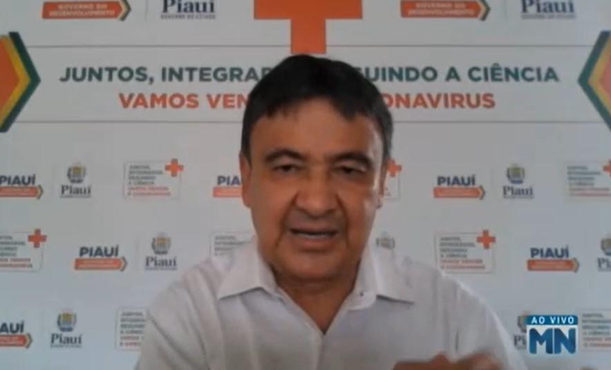 Wellington Dias confirma 21 casos de coronavírus no Piauí - Imagem 1