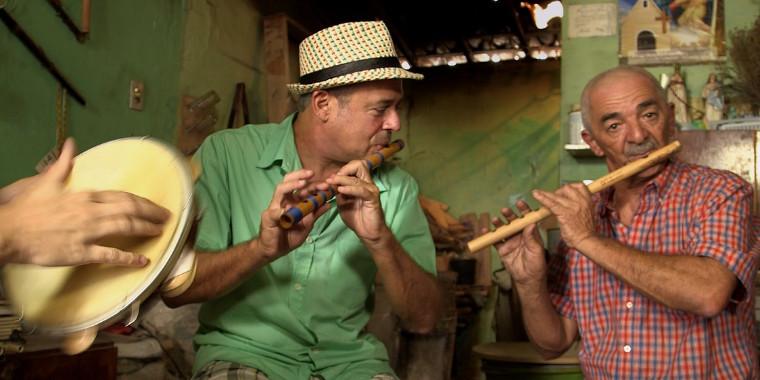 Flautistas de Caruaru dão o tom em episódio inédito da série 'Sopro'
