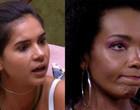 "Gizelly chama maquiagem de Thelma de ""barro"" e web se revolta"