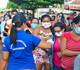 SMS de Joaquim Pires distribui máscaras e álcool em gel