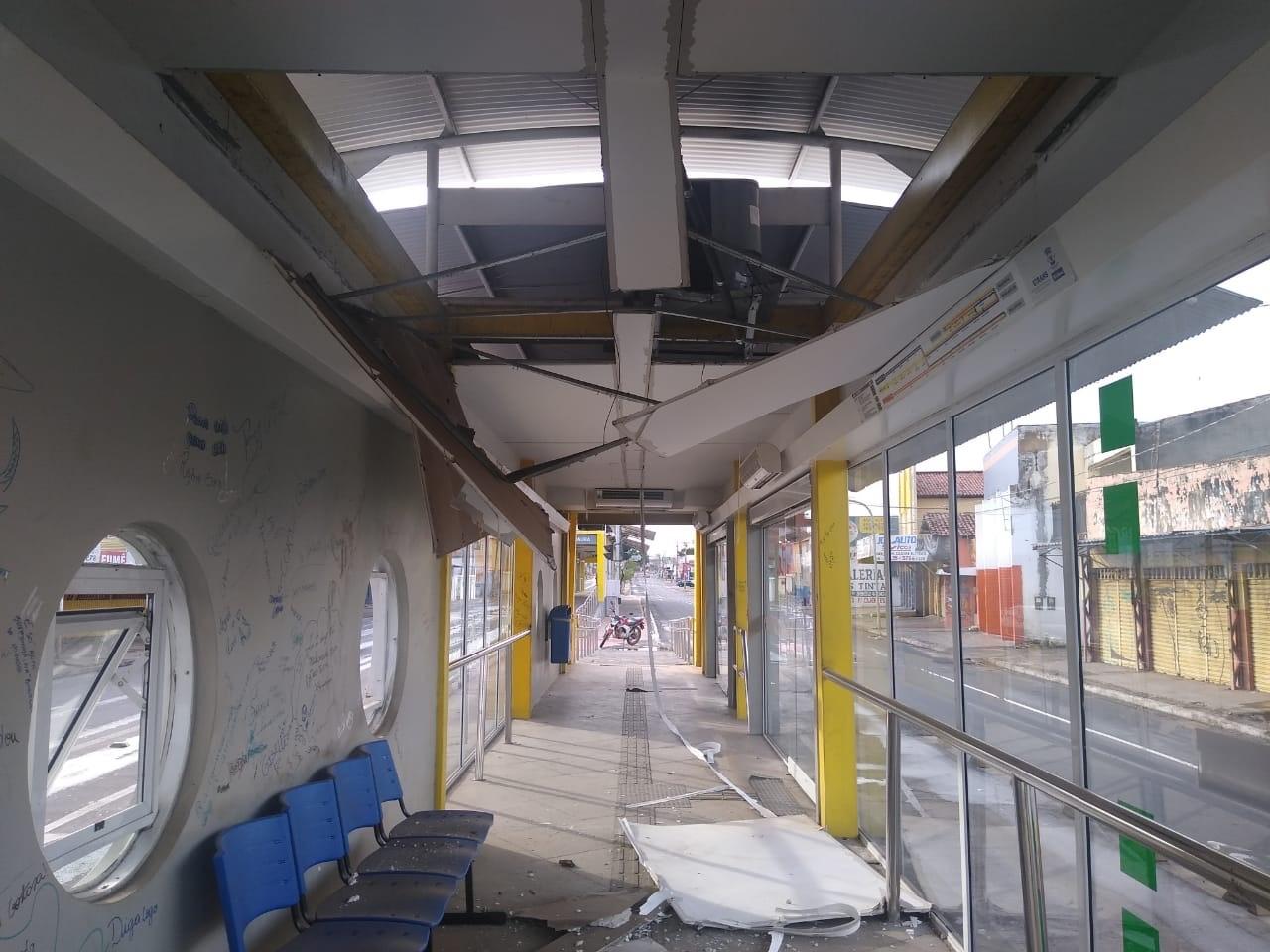 THE: Cinco estações de passageiros foram alvos de furtos nesta semana - Imagem 1