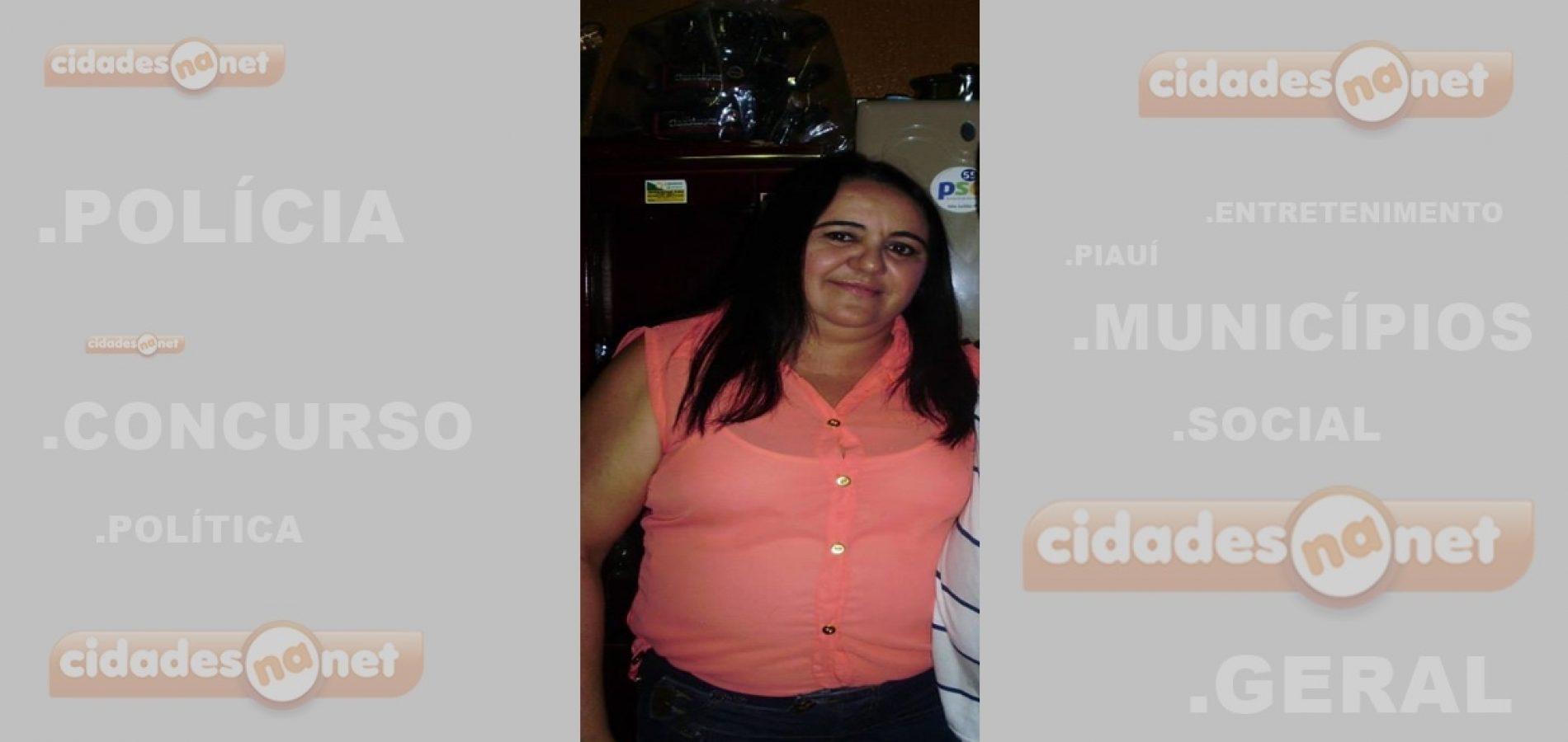 Ex-primeira-dama é encontrada morta dentro de sua residência no Piauí - Imagem 1