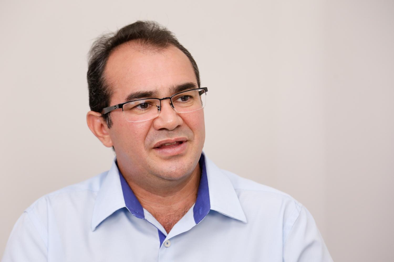 Prefeito Osvaldo Bonfim inventiva a solidariedade