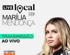 Rede MN transmitirá live da Marília Mendonça nesta quarta-feira (08)