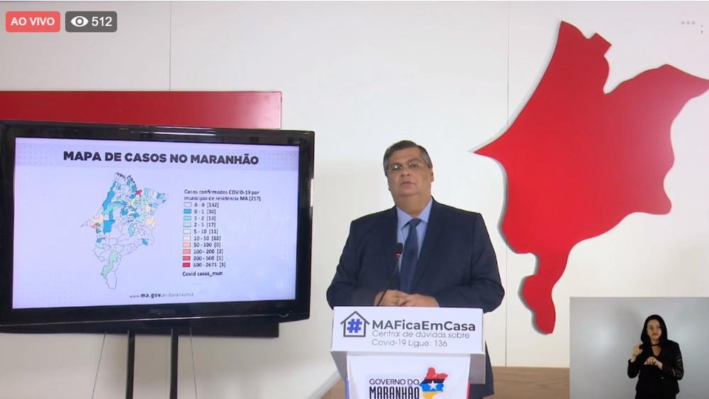 Flávio Dino afirma que barreiras serão montadas na Grande Ilha  - Imagem 1