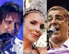 Lives de hoje: Anitta, Ivete, Zeca Pagodinho, Roberto Carlos e mais...