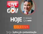 TV Jornal Meio Norte transmitirá live de W. Dias sobre Covid-19 no PI
