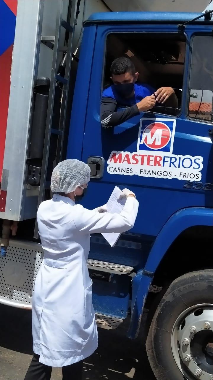 Ações em combate ao COVID-2019 são realizadas em Santo Inácio  - Imagem 16