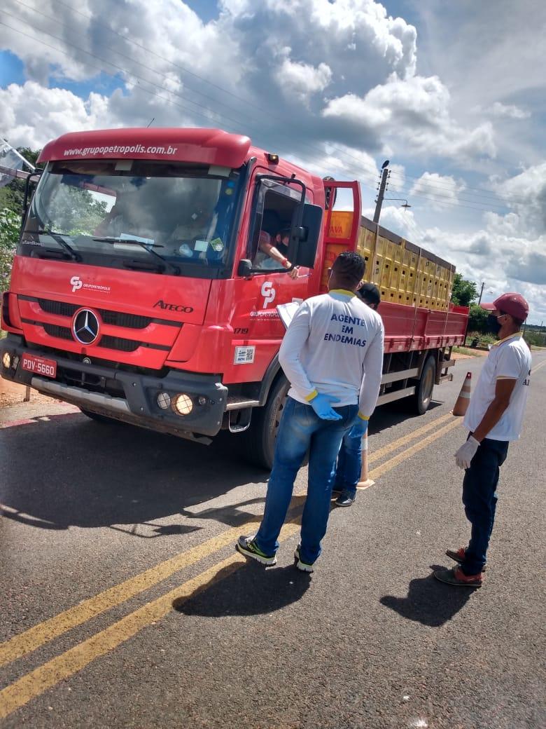 Ações em combate ao COVID-2019 são realizadas em Santo Inácio  - Imagem 15