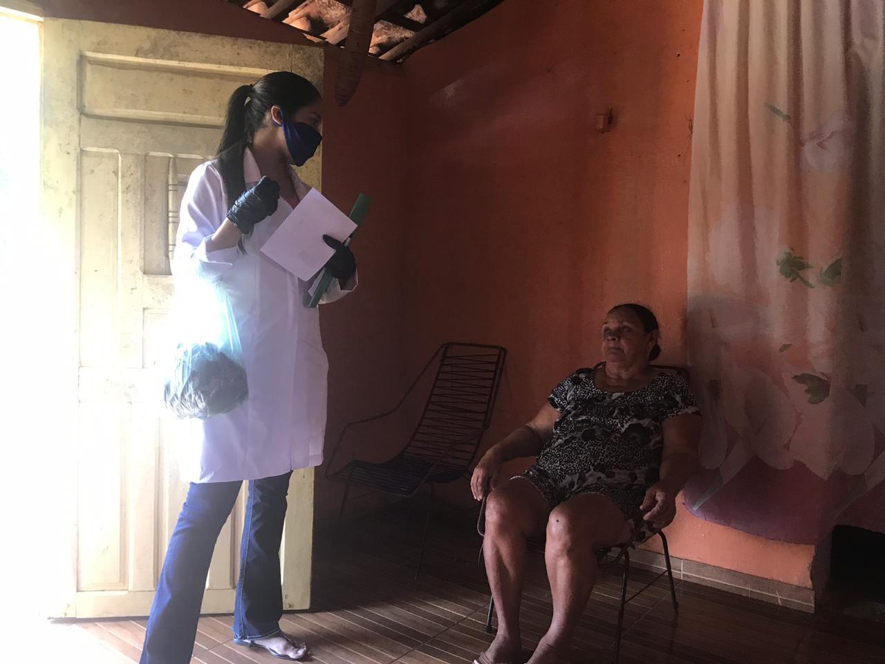 Ações em combate ao COVID-2019 são realizadas em Santo Inácio  - Imagem 8