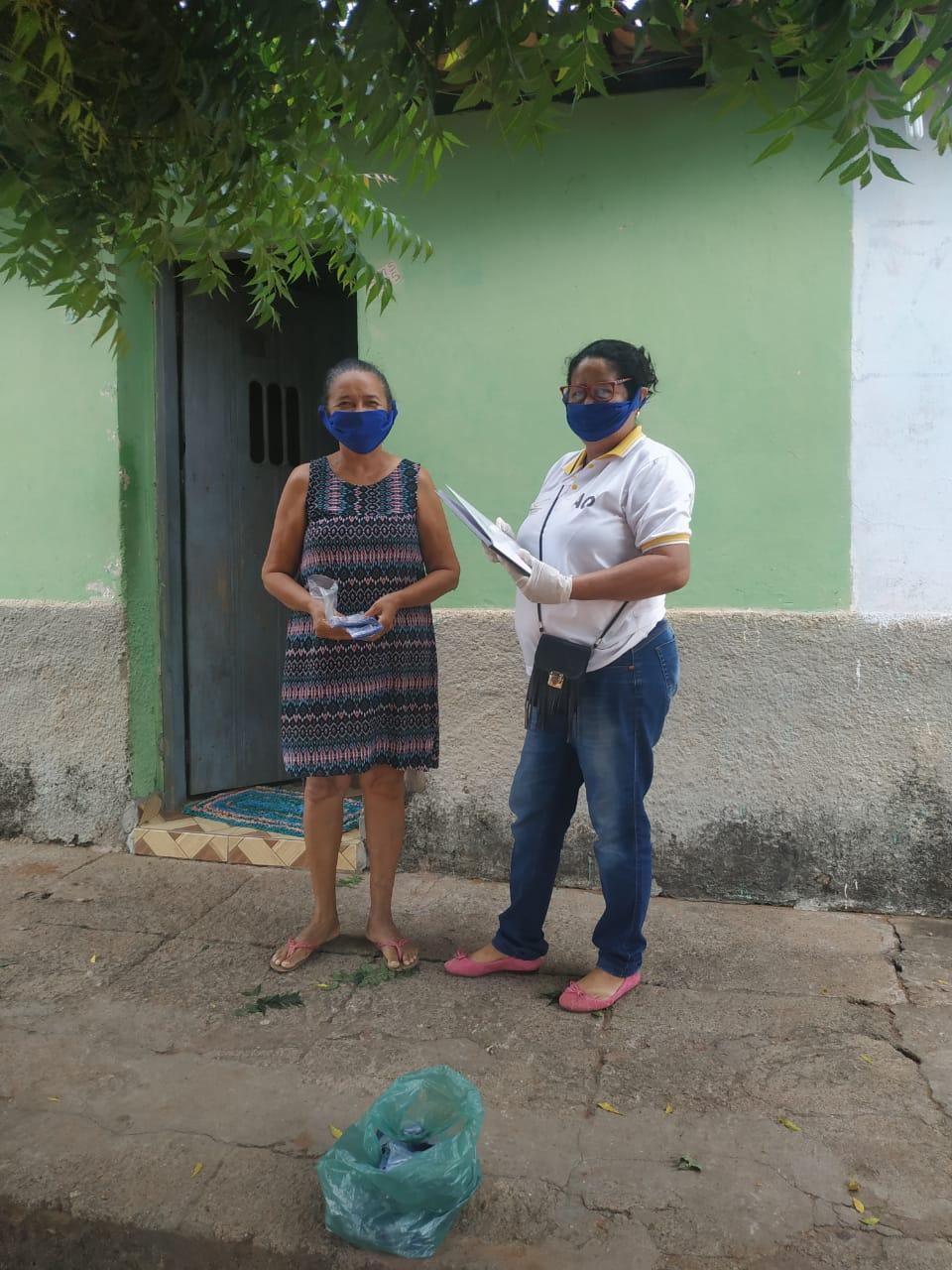 Ações em combate ao COVID-2019 são realizadas em Santo Inácio  - Imagem 2