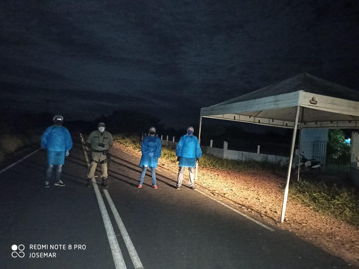 Ações em combate ao COVID-2019 são realizadas em Santo Inácio  - Imagem 9