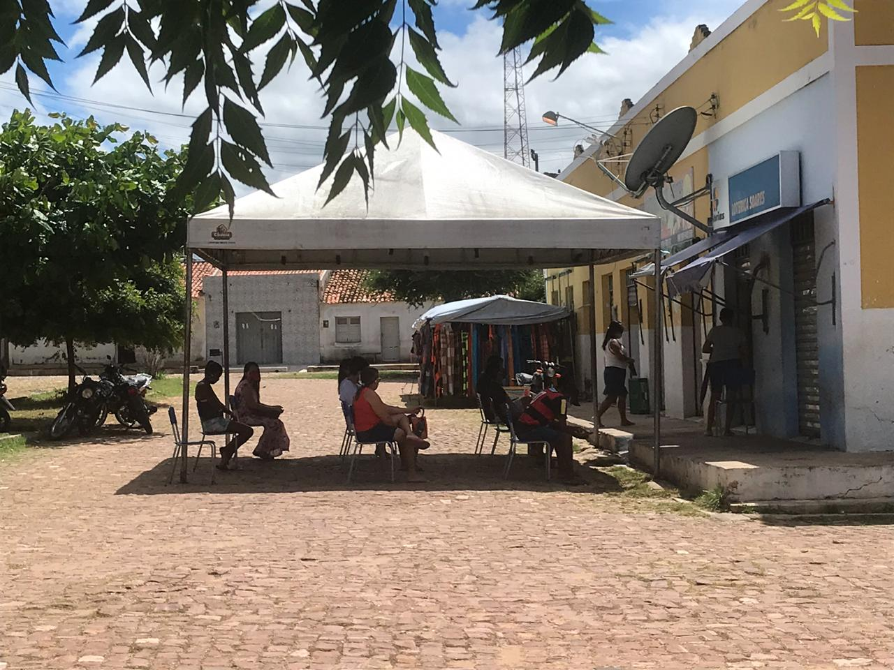 Ações em combate ao COVID-2019 são realizadas em Santo Inácio  - Imagem 12