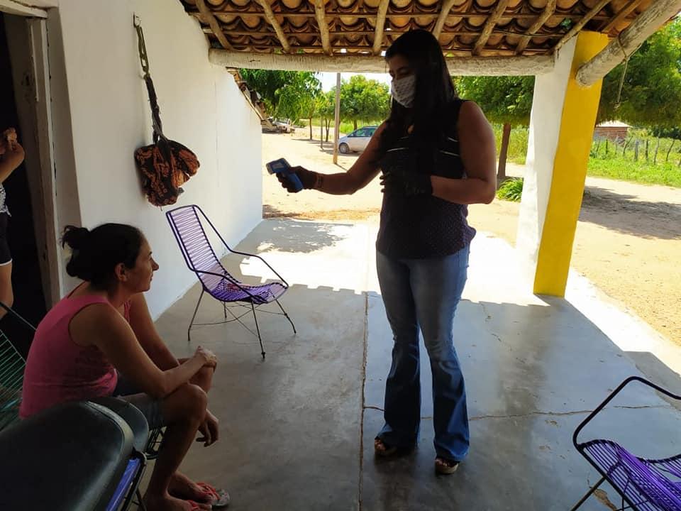 Ações em combate ao COVID-2019 são realizadas em Santo Inácio  - Imagem 26