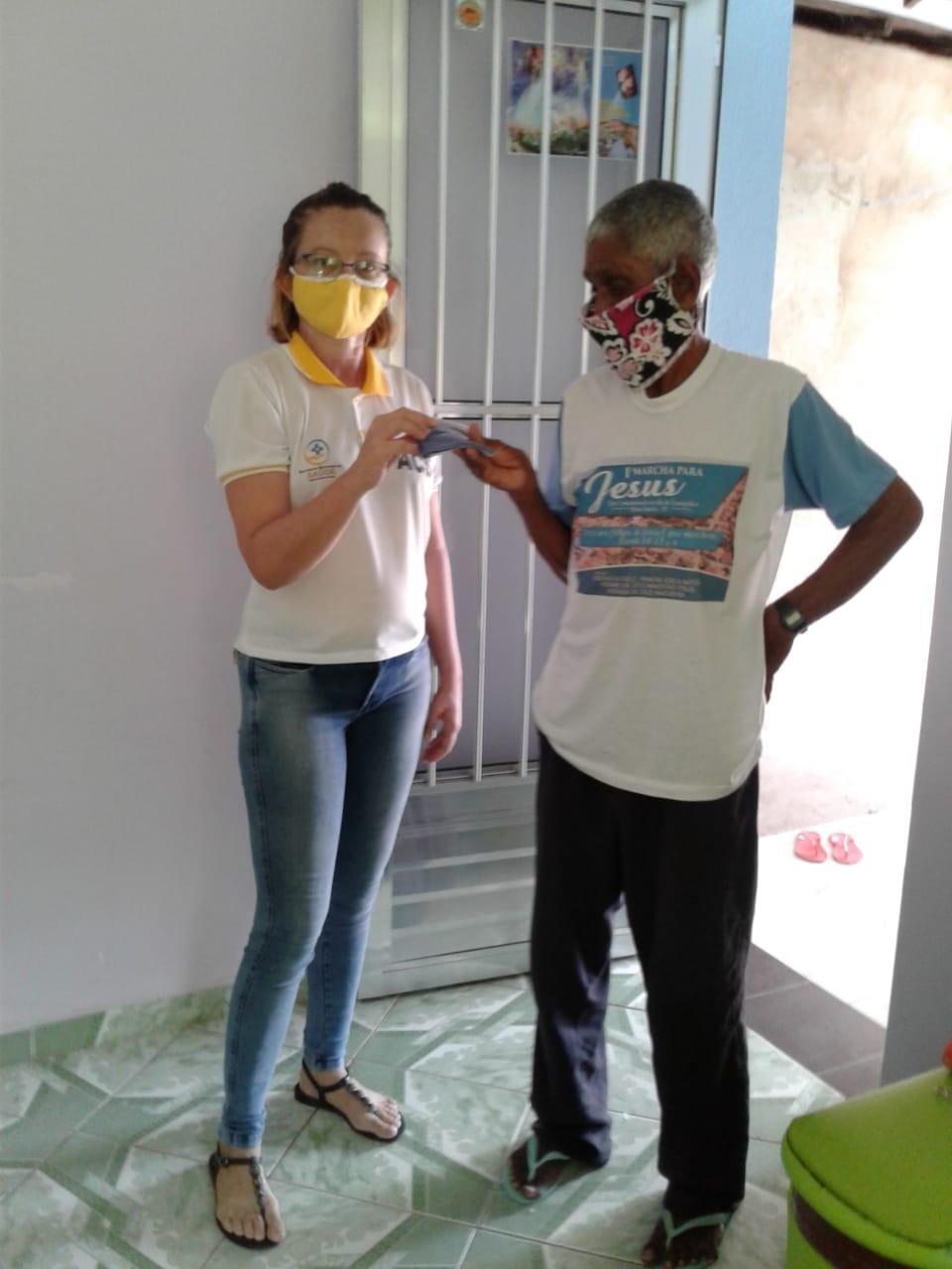 Ações em combate ao COVID-2019 são realizadas em Santo Inácio  - Imagem 5