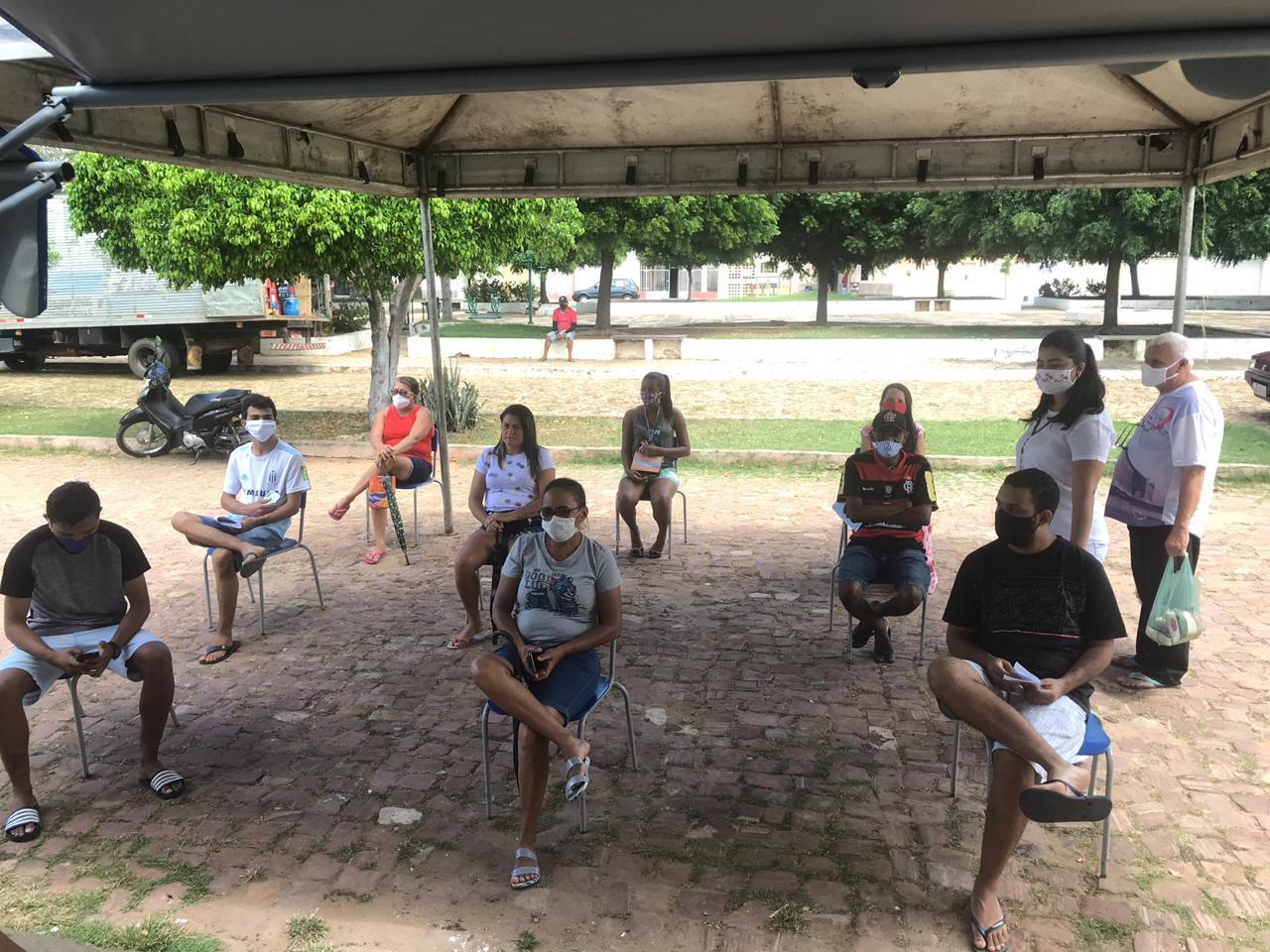 Ações em combate ao COVID-2019 são realizadas em Santo Inácio  - Imagem 11