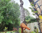 """Píton """"gigantesca"""" devora marsupial na Austrália; Veja vídeo e fotos"""
