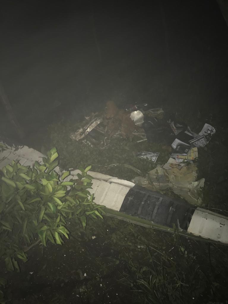Avião que vinha para Teresina trazendo médico com Covid cai no CE - Imagem 4