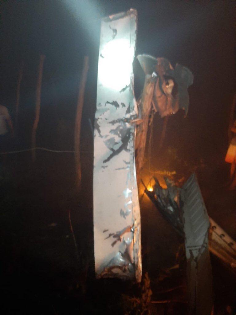 Avião que vinha para Teresina trazendo médico com Covid cai no CE - Imagem 8