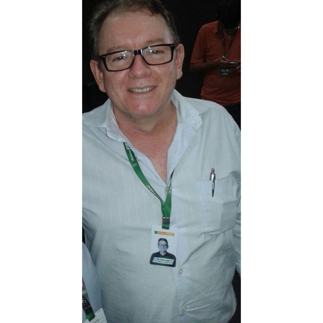 Médico Pedro Meneses estava com Covid-19 e conseguiu uma vaga para tratamento em Teresina