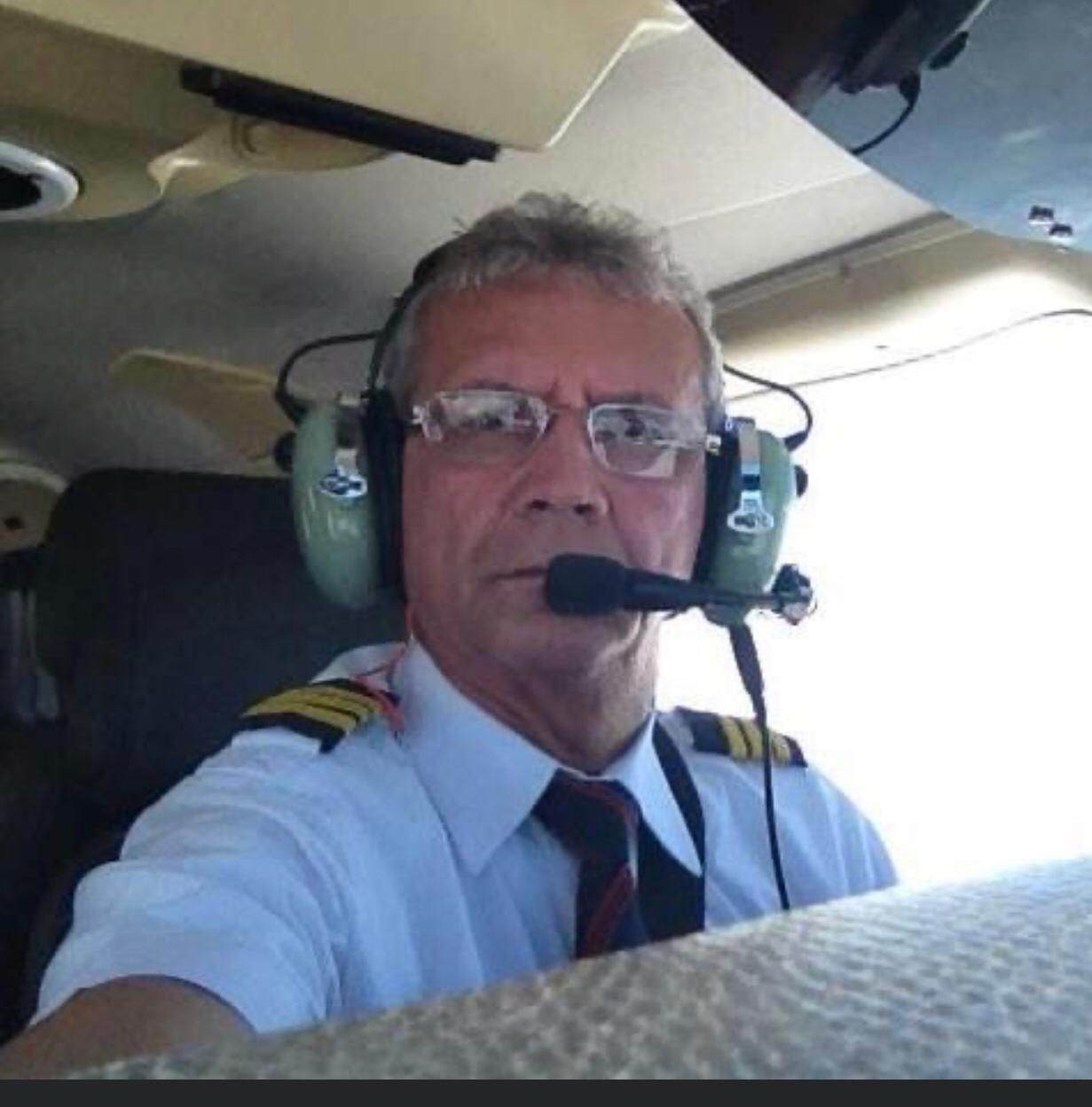 Políticos e autoridades lamentam a morte de piloto em queda de avião - Imagem 1