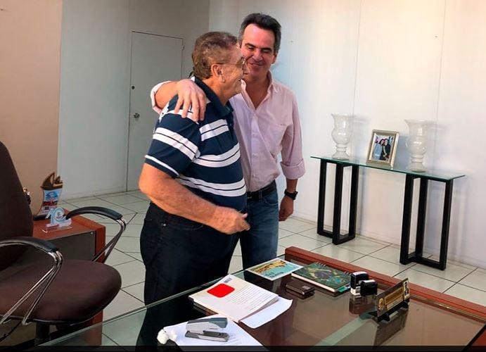 """Ciro sobre apoio a Mão Santa: """"Zé Hamilton ainda pode ser candidato"""""""