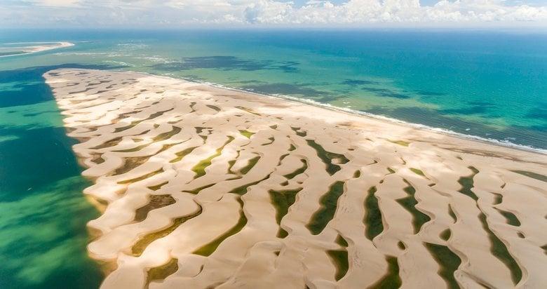 Delta do Parnaíba. (Foto: Reprodução)