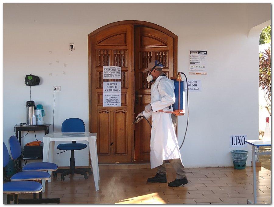 Ações de prevenção e combate ao novo coronavírus em Inhuma - Imagem 38