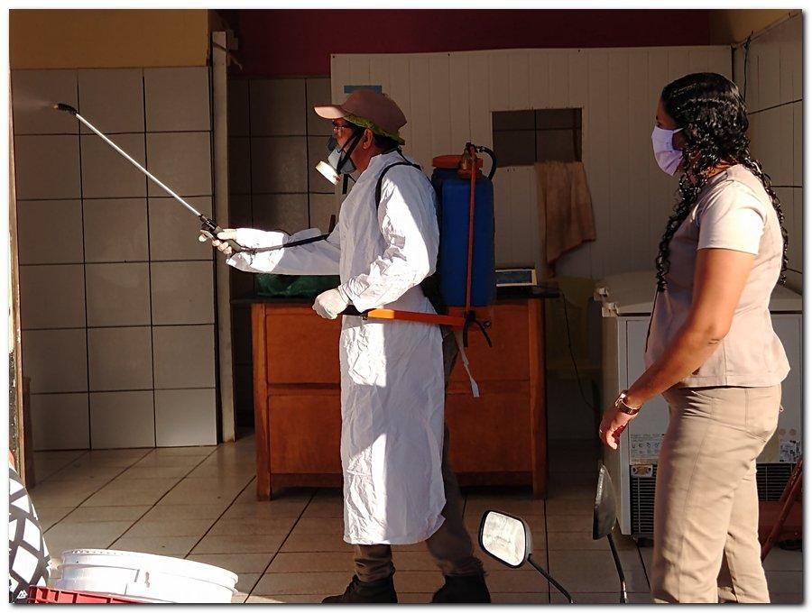 Ações de prevenção e combate ao novo coronavírus em Inhuma - Imagem 23