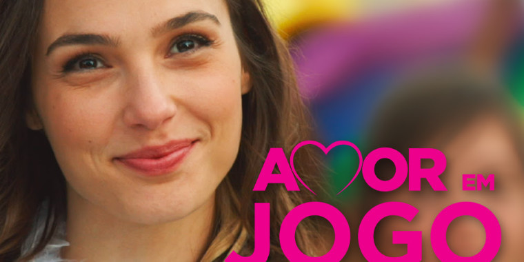 'Amor em Jogo', comédia romântica com Gal Gadot, estreia no streaming