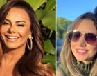 Vivi Araújo registra queixa contra mulher do ex em delegacia no Rio