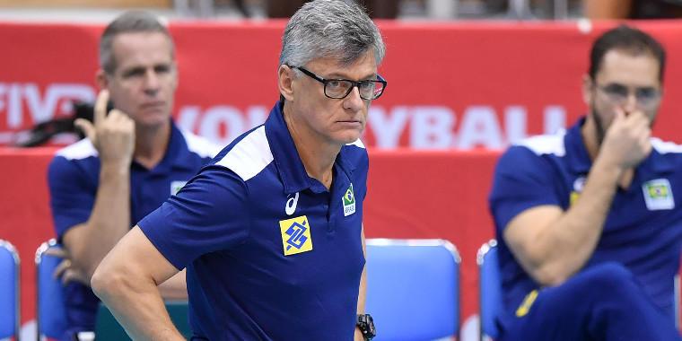 Técnico Renan será exclusivo da seleção de voleibol visando Tóquio
