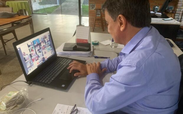 Covid: Piauí discute implantação de programa de testagem com prefeitos - Imagem 1