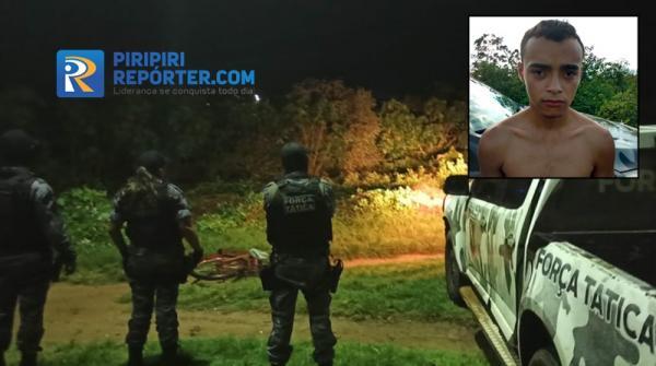 Jovem é executado com vários tiros ao lado de cemitério no Piauí - Imagem 1