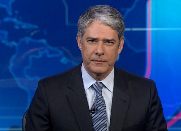 Globo fecha setor após maquiadora de William Bonner pegar coronavírus  - Imagem 1