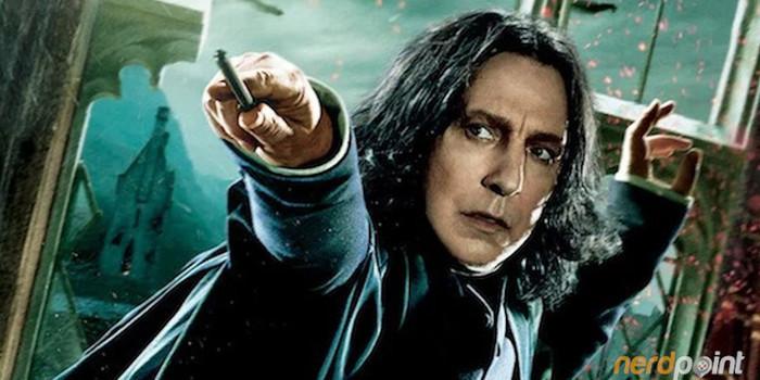 J.K. Rowling compartilhou a inspiração para o primeiro nome de Snape