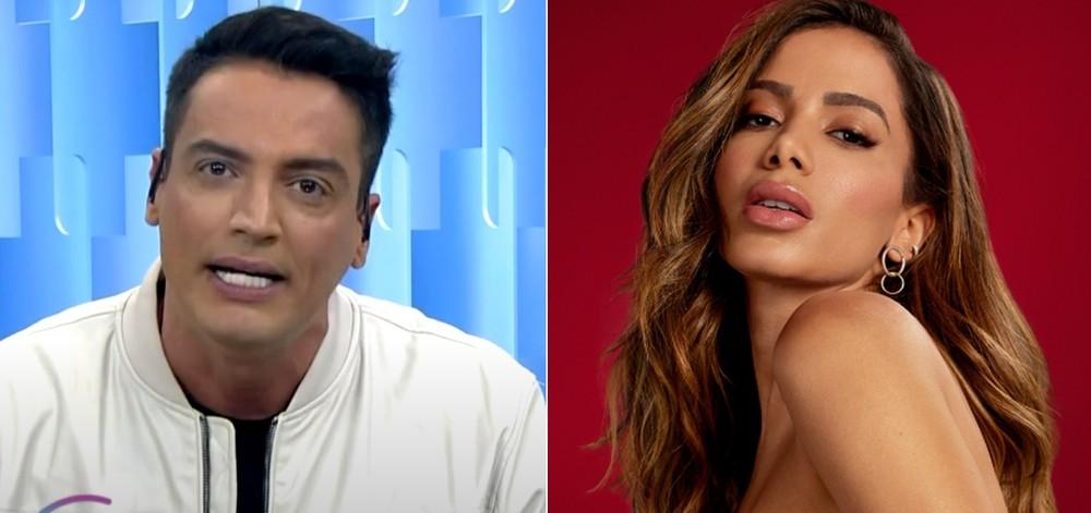 Leo Dias vaza áudios de Anitta falando mal de Ivete e M. Ruy Barbosa - Imagem 1