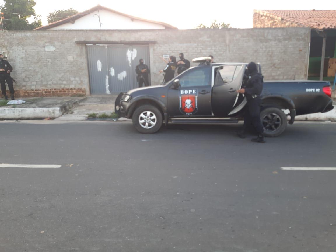 Polícia deflagra operação contra integrantes de facções criminosas em Teresina - Imagem 1